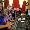 Childrens Recording Studio Party