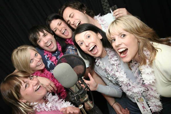Hen Party Recording Studio