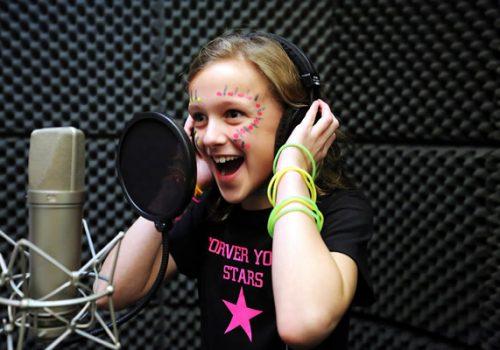 Popstar Recording Studio Experience