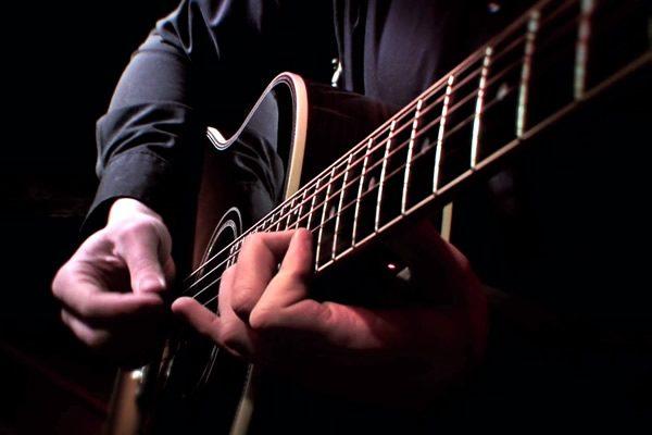 Acoustic Guitar Recording Studio Experience