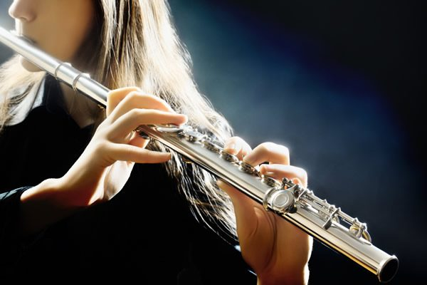 Flute Recording Studio Experience