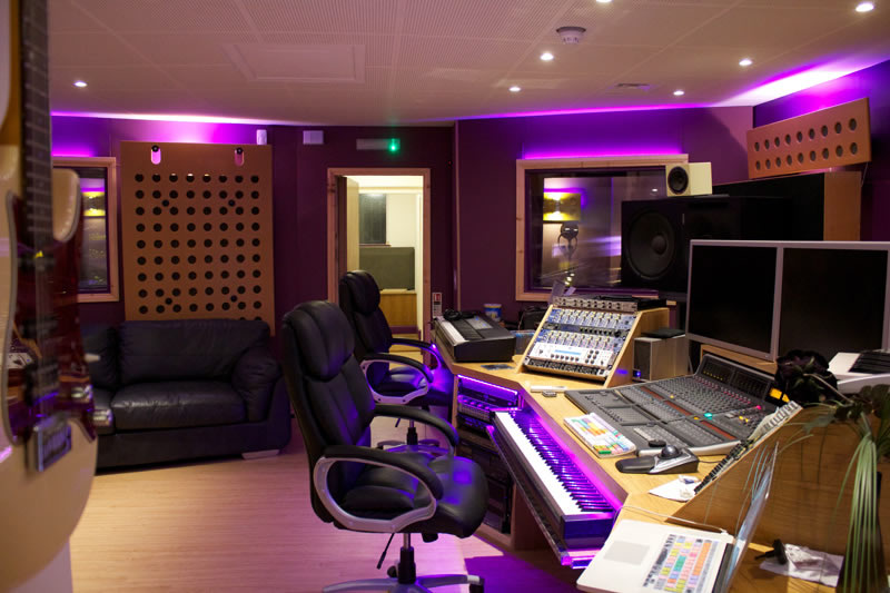 Recording Studio Southampton Hampshire
