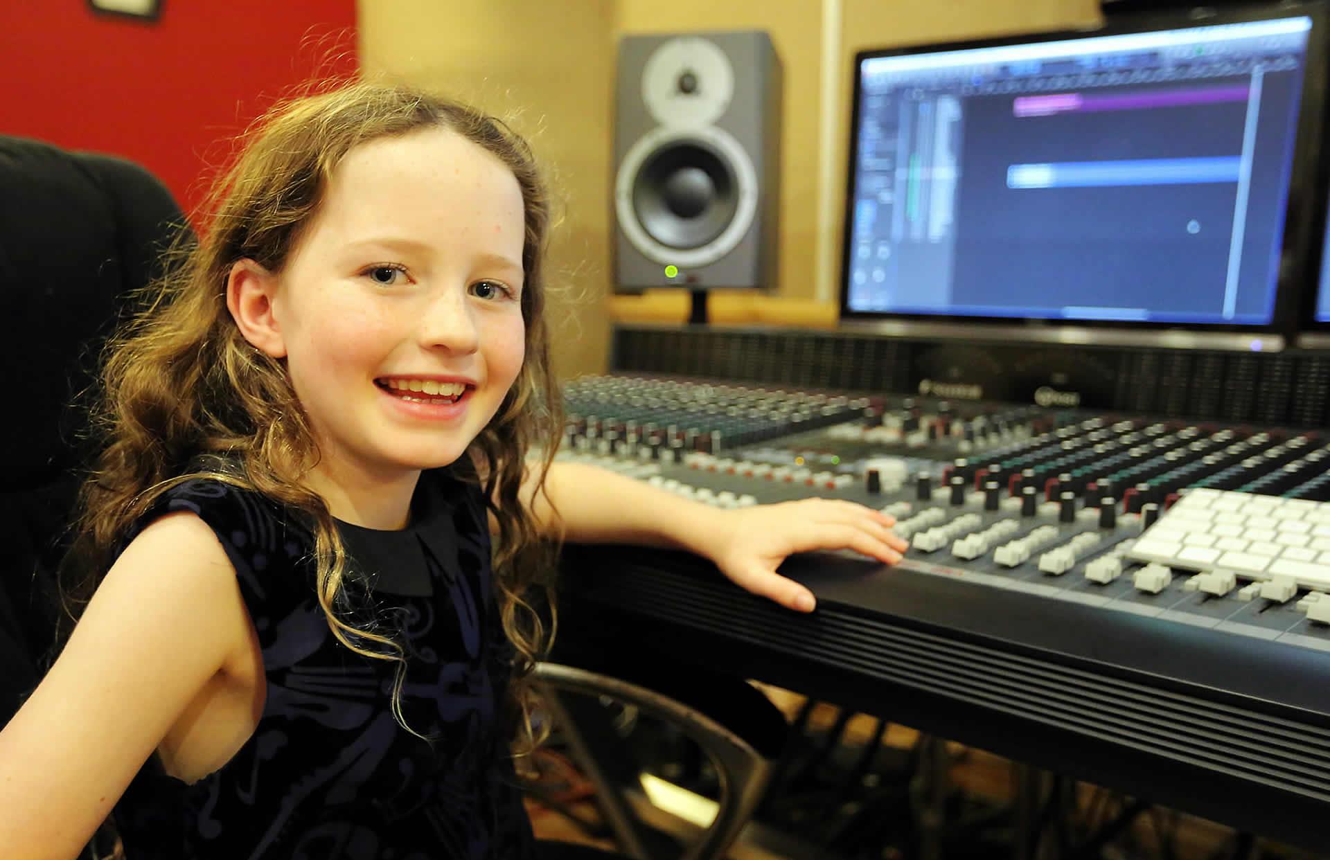 Popstar Recording Experiences