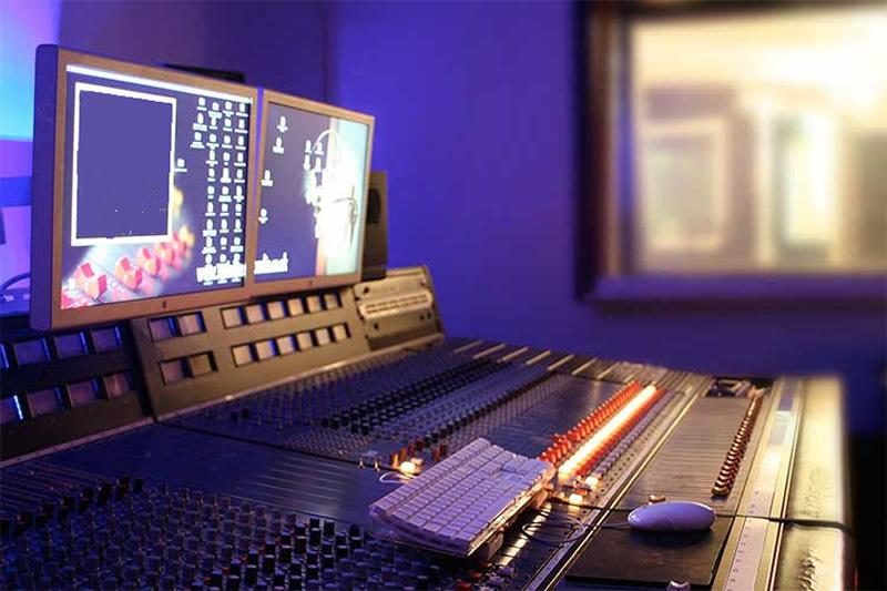 Recording Studio Birmingham