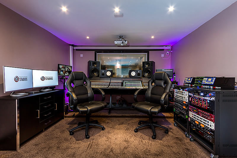 Recording Studio Blackpool