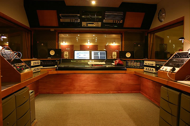 Recording Studio Crewe