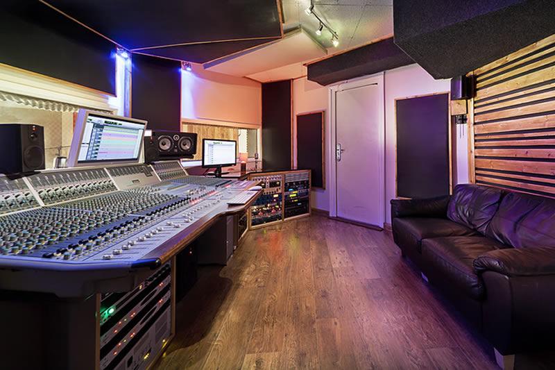 Recording Studio Kettering