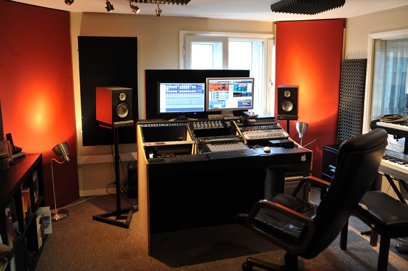 Recording Studio Coventry