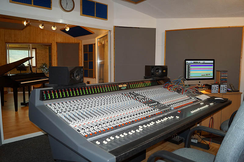 Recording Studio Egremont Cumbria