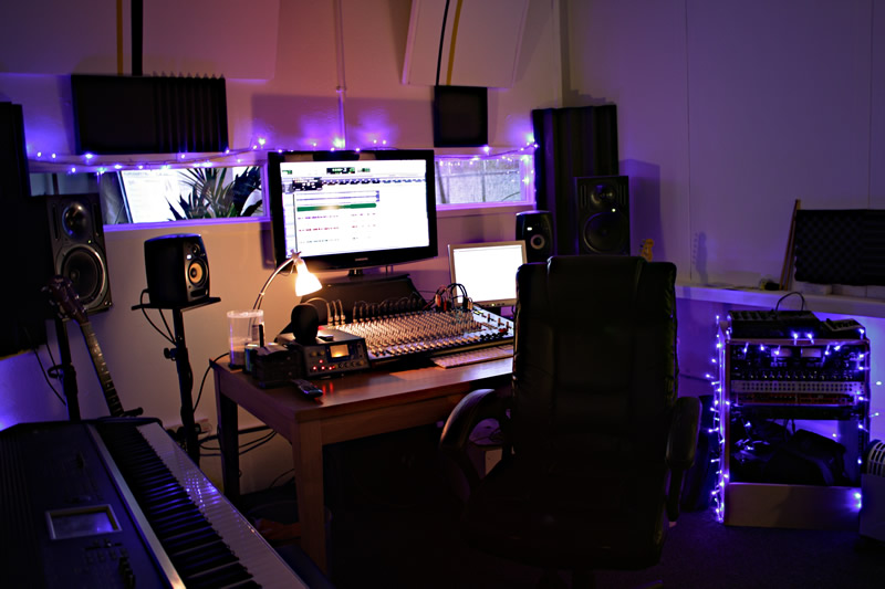 Recording Studio Liverpool