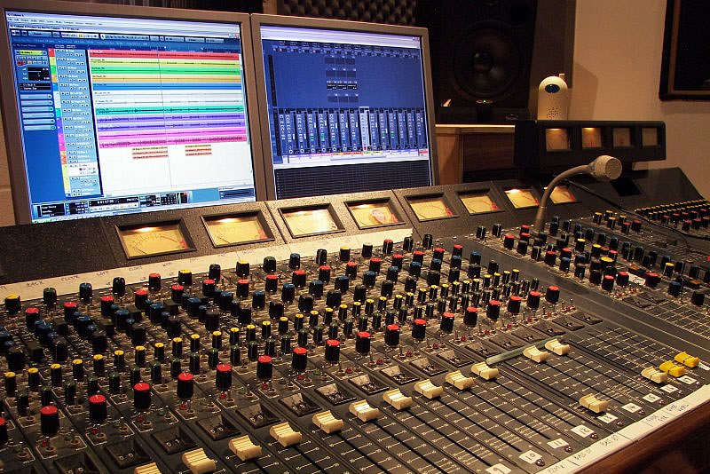 Recording Studio Manchester