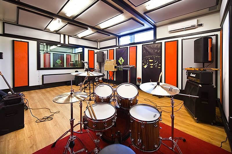Recording Studio Glasgow