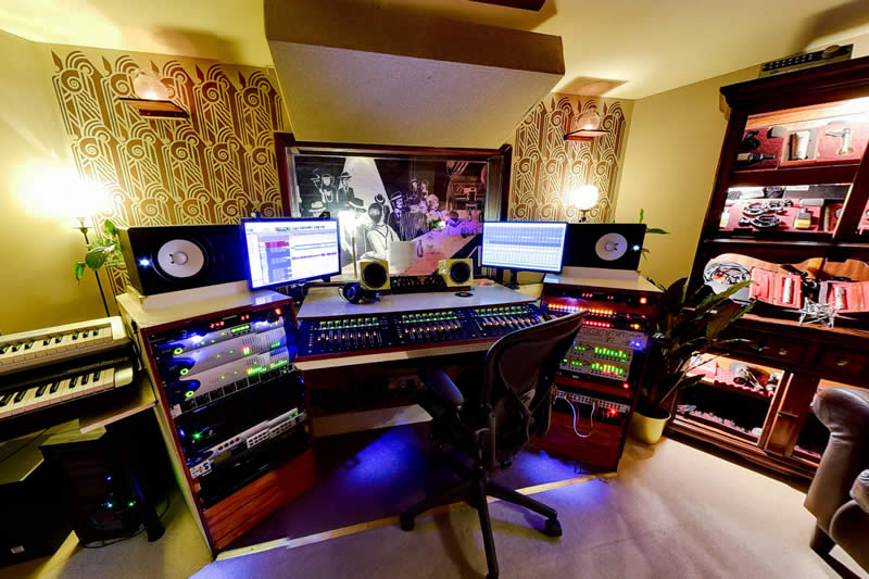 Recording Studio Nottingham